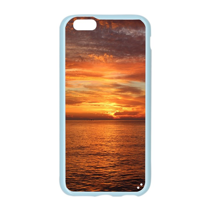 Sunset Sea Afterglow Boot Apple Seamless iPhone 6/6S Case (Color)