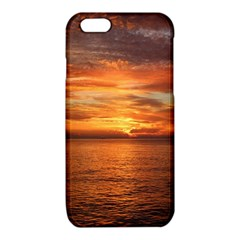 Sunset Sea Afterglow Boot iPhone 6/6S TPU Case