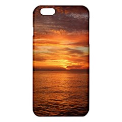 Sunset Sea Afterglow Boot iPhone 6 Plus/6S Plus TPU Case