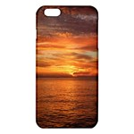 Sunset Sea Afterglow Boot iPhone 6 Plus/6S Plus TPU Case Front