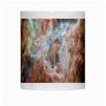 Tarantula Nebula Central Portion White Mugs Center