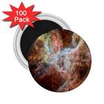 Tarantula Nebula Central Portion 2.25  Magnets (100 pack)  Front