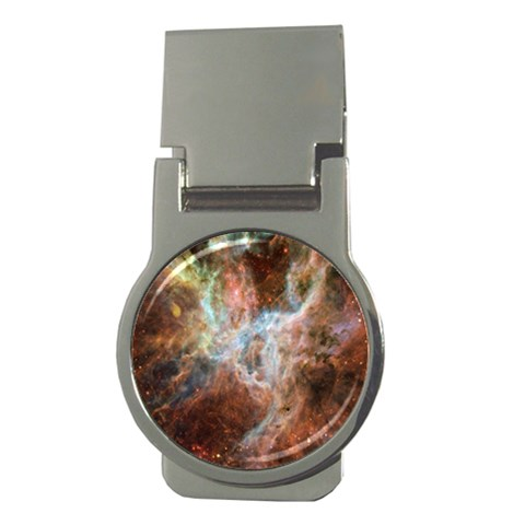 Tarantula Nebula Central Portion Money Clips (Round)