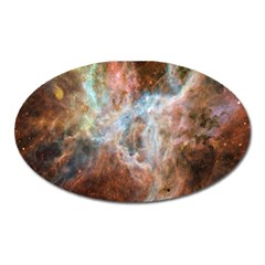 Tarantula Nebula Central Portion Oval Magnet