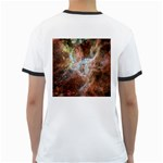 Tarantula Nebula Central Portion Ringer T-Shirts Back