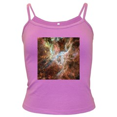 Tarantula Nebula Central Portion Dark Spaghetti Tank
