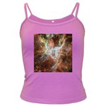Tarantula Nebula Central Portion Dark Spaghetti Tank Front