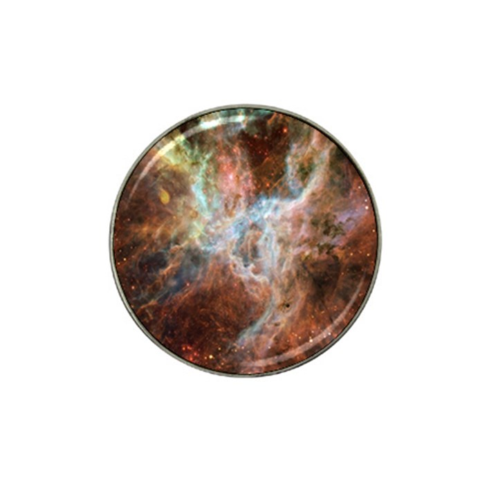 Tarantula Nebula Central Portion Hat Clip Ball Marker
