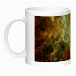 Tarantula Nebula Central Portion Night Luminous Mugs Left