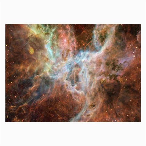 Tarantula Nebula Central Portion Collage Prints