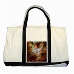 Tarantula Nebula Central Portion Two Tone Tote Bag Front