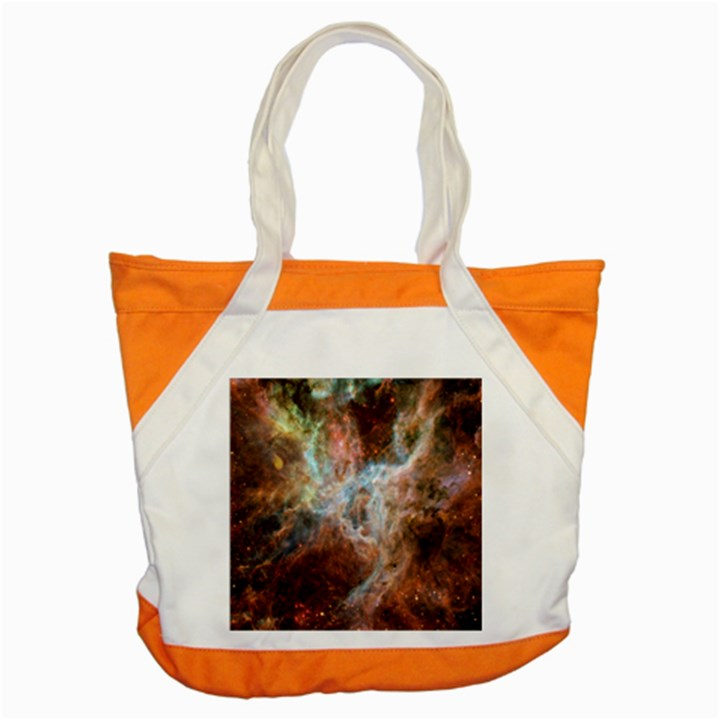 Tarantula Nebula Central Portion Accent Tote Bag