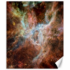 Tarantula Nebula Central Portion Canvas 20  x 24