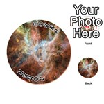 Tarantula Nebula Central Portion Playing Cards 54 (Round)  Front - Joker1