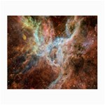Tarantula Nebula Central Portion Small Glasses Cloth (2-Side) Front