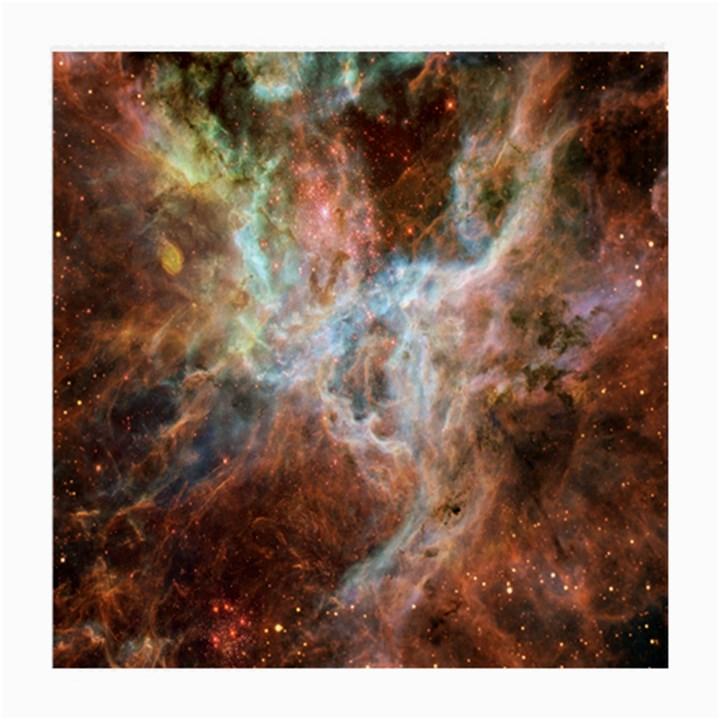 Tarantula Nebula Central Portion Medium Glasses Cloth