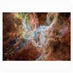 Tarantula Nebula Central Portion Large Glasses Cloth Front
