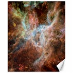 Tarantula Nebula Central Portion Canvas 11  x 14   14 x11 Canvas - 1