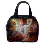 Tarantula Nebula Central Portion Classic Handbags (One Side) Front