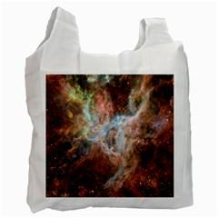 Tarantula Nebula Central Portion Recycle Bag (Two Side)