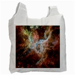 Tarantula Nebula Central Portion Recycle Bag (Two Side)  Front