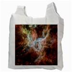 Tarantula Nebula Central Portion Recycle Bag (Two Side)  Back