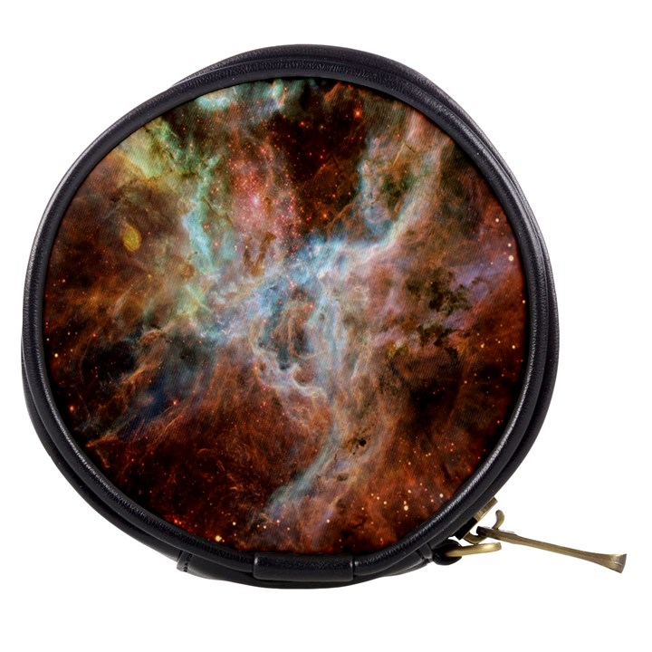 Tarantula Nebula Central Portion Mini Makeup Bags