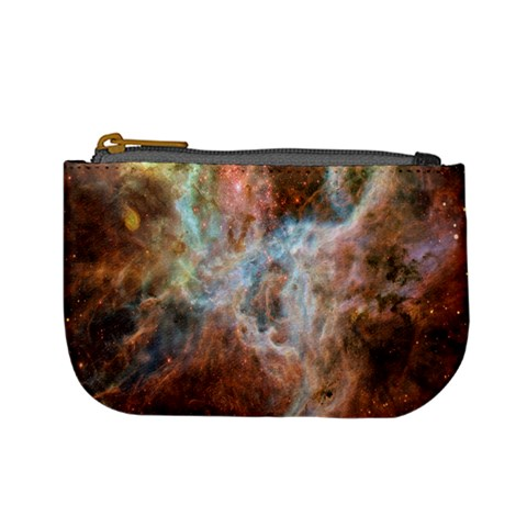 Tarantula Nebula Central Portion Mini Coin Purses