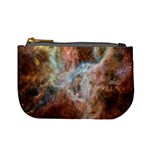 Tarantula Nebula Central Portion Mini Coin Purses Front