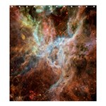 Tarantula Nebula Central Portion Shower Curtain 66  x 72  (Large)  58.75 x64.8 Curtain