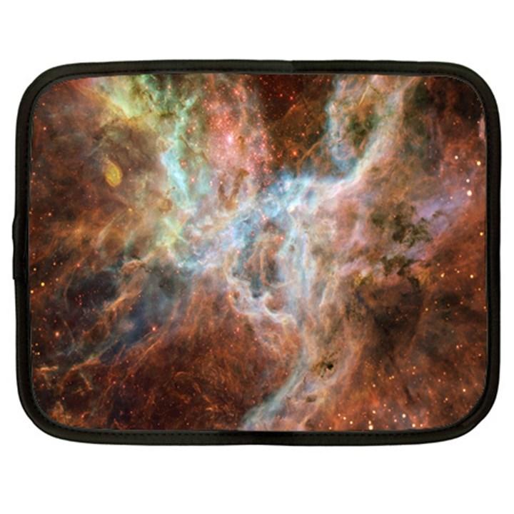 Tarantula Nebula Central Portion Netbook Case (XXL)