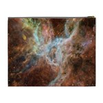 Tarantula Nebula Central Portion Cosmetic Bag (XL) Back