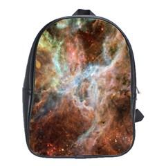 Tarantula Nebula Central Portion School Bags(Large)