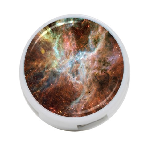 Tarantula Nebula Central Portion 4-Port USB Hub (Two Sides)