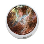 Tarantula Nebula Central Portion 4-Port USB Hub (Two Sides)  Front