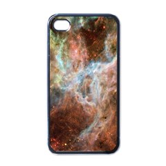 Tarantula Nebula Central Portion Apple iPhone 4 Case (Black)