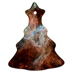Tarantula Nebula Central Portion Christmas Tree Ornament (2 Sides) Front