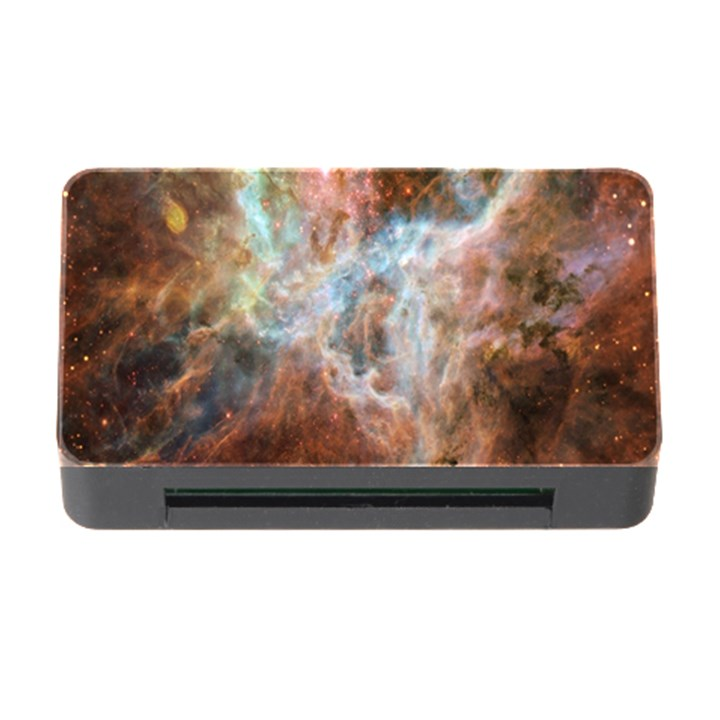 Tarantula Nebula Central Portion Memory Card Reader with CF