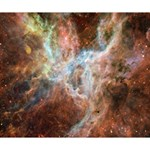 Tarantula Nebula Central Portion Deluxe Canvas 14  x 11  14  x 11  x 1.5  Stretched Canvas