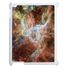 Tarantula Nebula Central Portion Apple iPad 2 Case (White)