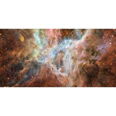 Tarantula Nebula Central Portion YOU ARE INVITED 3D Greeting Card (8x4)