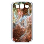 Tarantula Nebula Central Portion Samsung Galaxy S III Case (White) Front