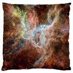 Tarantula Nebula Central Portion Large Cushion Case (Two Sides) Back