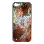 Tarantula Nebula Central Portion Apple iPhone 5 Case (Silver) Front