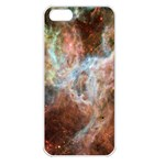 Tarantula Nebula Central Portion Apple iPhone 5 Seamless Case (White) Front