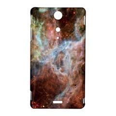 Tarantula Nebula Central Portion Sony Xperia TX