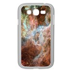 Tarantula Nebula Central Portion Samsung Galaxy Grand DUOS I9082 Case (White) Front
