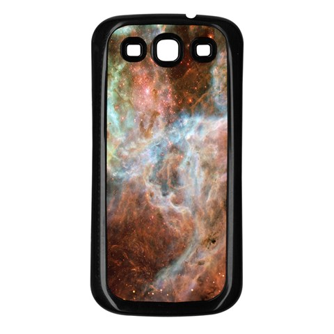 Tarantula Nebula Central Portion Samsung Galaxy S3 Back Case (Black)