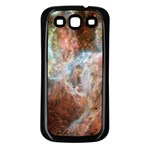 Tarantula Nebula Central Portion Samsung Galaxy S3 Back Case (Black) Front