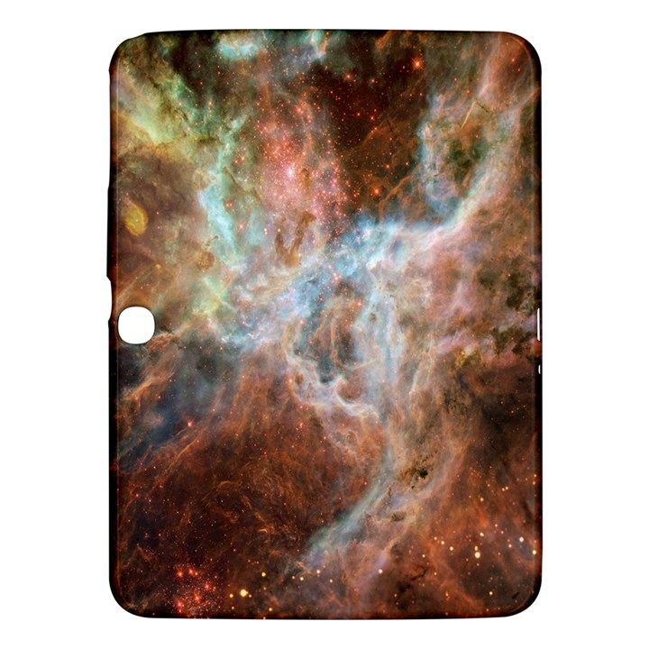 Tarantula Nebula Central Portion Samsung Galaxy Tab 3 (10.1 ) P5200 Hardshell Case